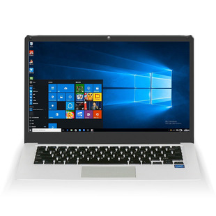 14-inch laptop 4G+64G narrow frame ultra-thin quad-core office lightweight portable student netbook