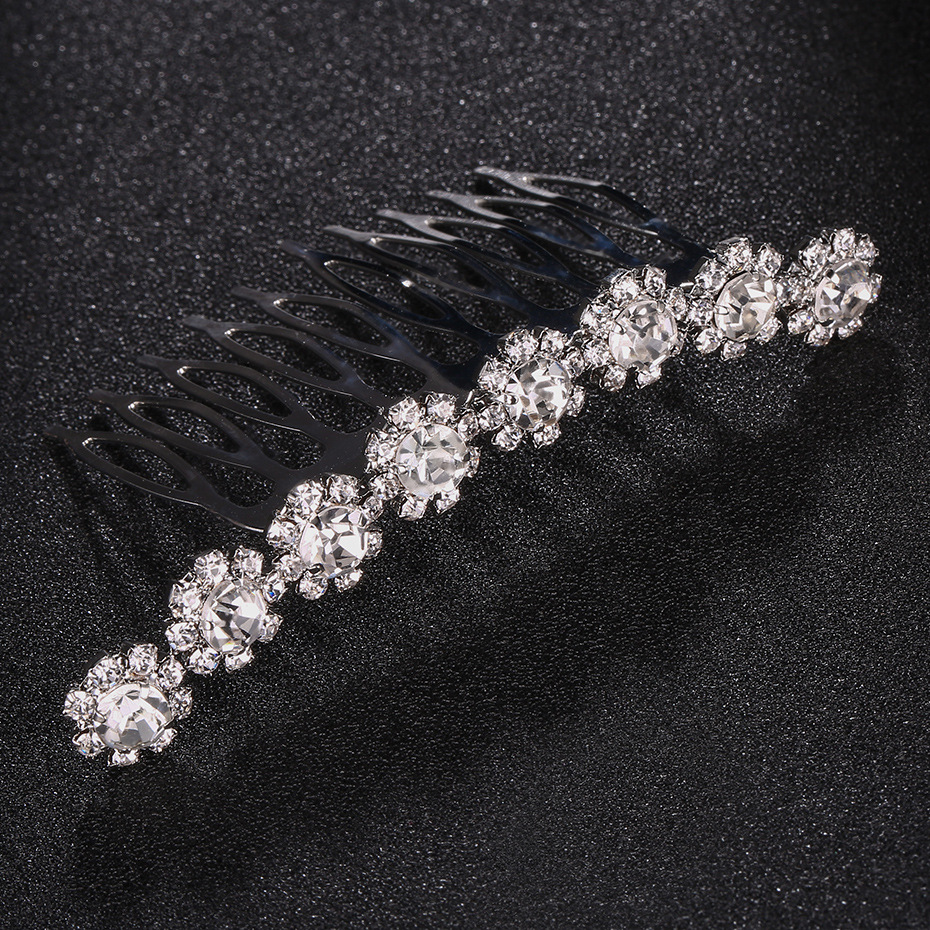 Alloy Fashion Geometric Hair accessories  (Alloy) NHHS0309-Alloy