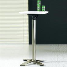 厂家直销长春【SP-FT389-1】多功能折叠升降休闲桌 酒吧桌椅配套