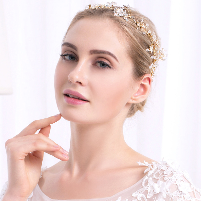 Alloy Fashion Geometric Hair accessories  (Alloy) NHHS0353-Alloy