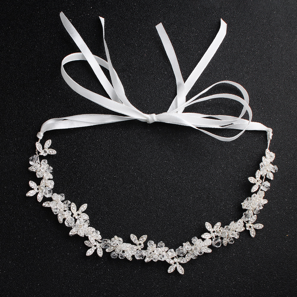 Alloy Fashion Flowers Hair accessories  (Alloy) NHHS0419-Alloy