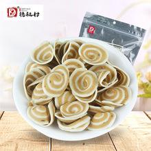 德雅村香脆小花片230g猫耳朵湖南特色食品休闲零食