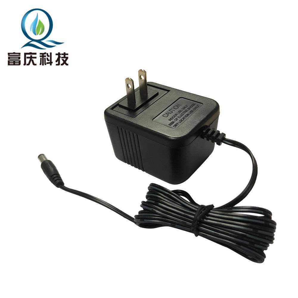 厂家现货美规UL认证交流15V AC 300mA数字电视天线专用电源适配器