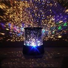 светодиодные звездное небо разноцветные ночной свет спать иракцы проектор лампы творческие подарки задержать поставки новинки горячий