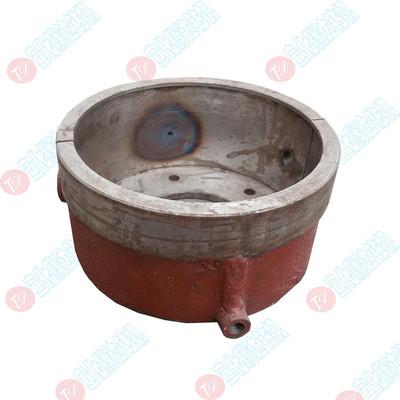 KQG150潜孔钻机厂家生产批发供应KQG150Y钻机配件-防尘罩060200