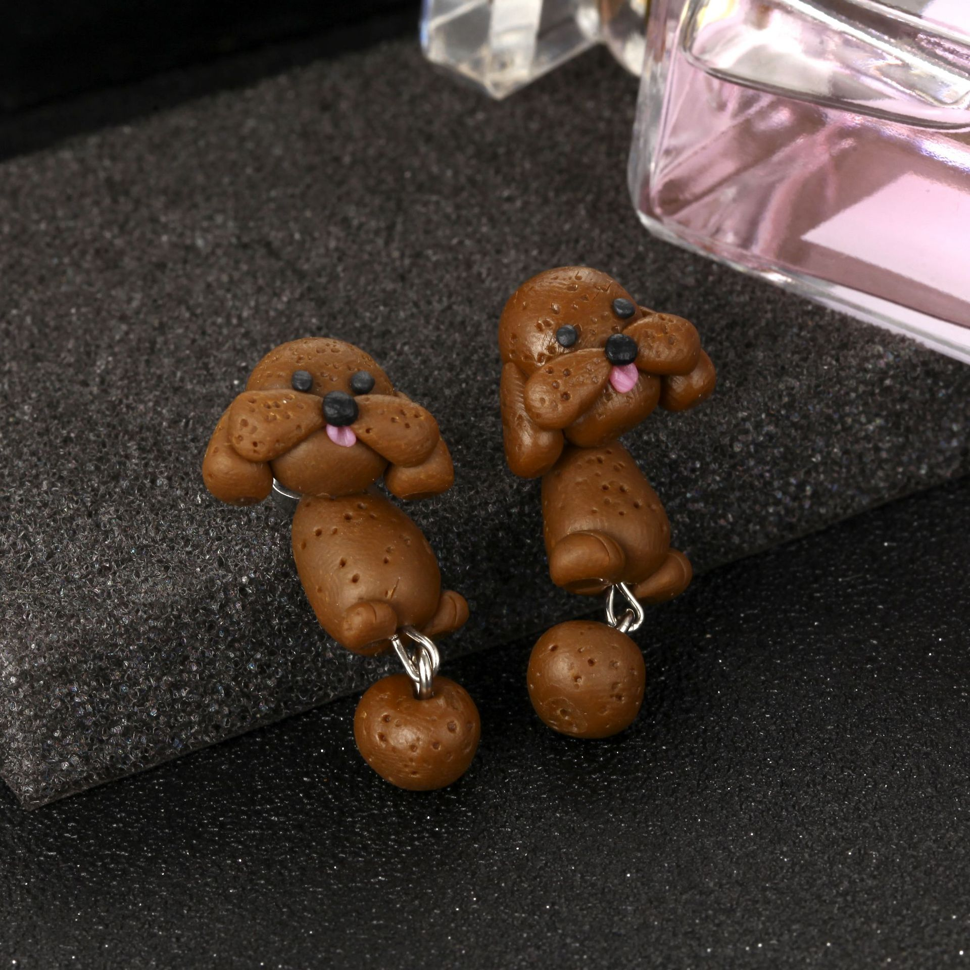 Alloy Fashion Animal earring  (Main color) NHGY1859-Main-color