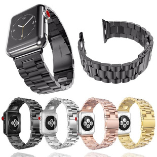 Stainless Steel Metal Strap Watch Band Apple iWatch applicable band
