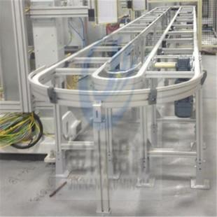 柔性流水线厂家直供 流水线 柔性输送线 柔性输送机 铝合金配件