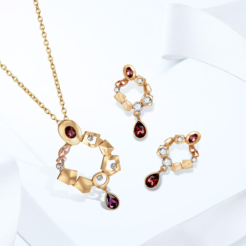Alloy Fashion  necklace  (61172530) NHXS1695-61172530