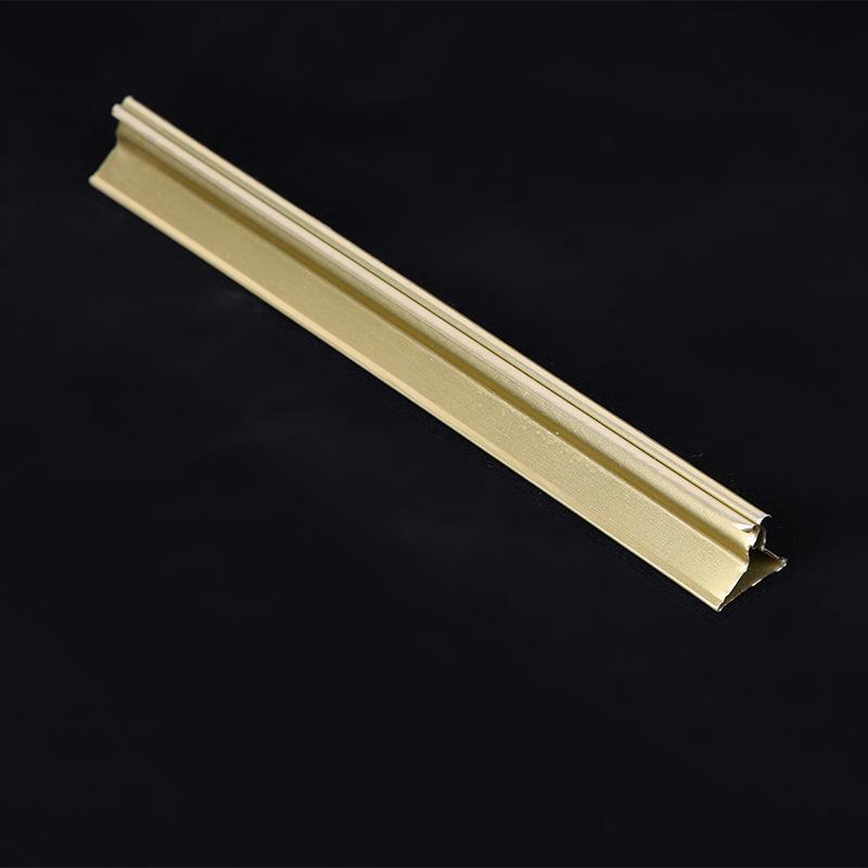 自产自销集成吊顶副龙骨 烤漆三角龙骨 卫生间天花吊顶铝扣配件