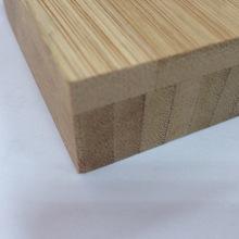 厂家直销碳化两层丁字竹板 一层平压一层侧压丁字结构竹板材现货