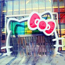 玻璃鋼卡通兒童樂園門頭 公園拱門游樂場商場門頭拱門造型裝飾品