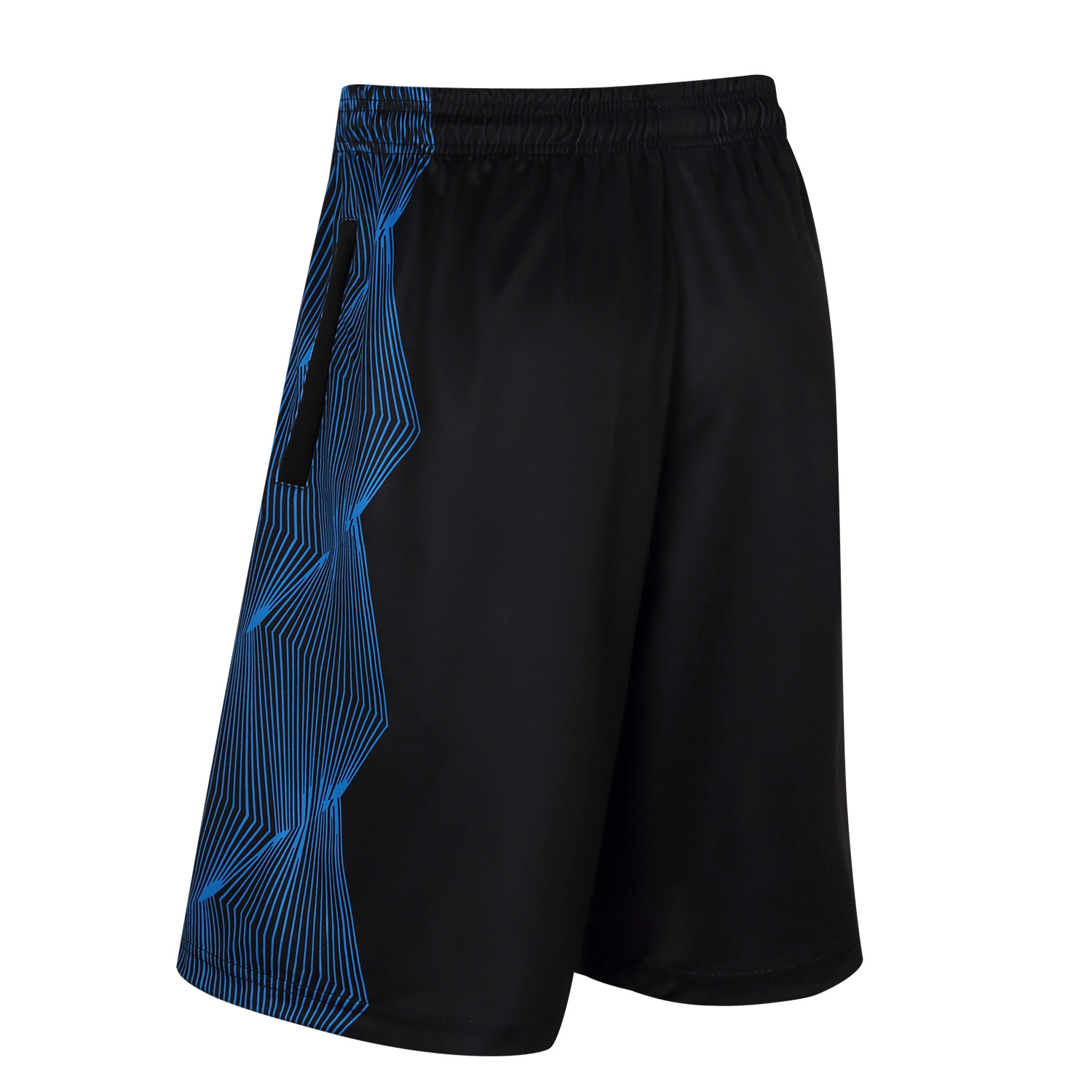 c33968cf030 Details about Basketball Shorts NBA Men's Shorts Breathable Quick-dry Kyrie  Irving pants Blue