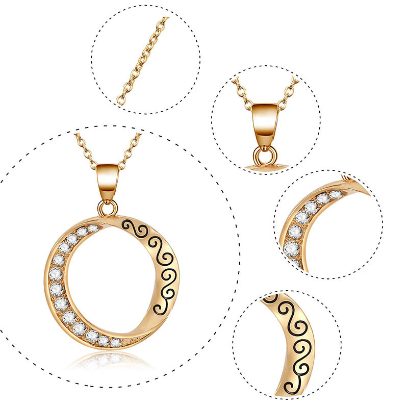 Alloy Fashion  necklace  (61172528) NHXS1685-61172528