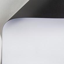 厂家直销高阻燃可清洗平整度好黑白投影幕布地拉幕布电动卷帘幕布