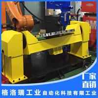 Профессиональная настройка оригинал Гарантийный сервоусилитель с двумя осями L-образной легкой нагрузкой автоматическая Сварочное вспомогательное оборудование