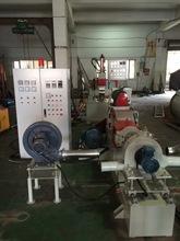 江蘇廠家可定制塑料PVC\EVA擠出機單螺桿造粒機填充料色母顆粒機