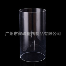 【廠家供應】PC透明空心管 擠出PC圓管 彩色PC管 環保PC管材