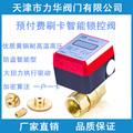 智能暖气控制阀 预付费计时型暖气阀 DN20DN25DN32DN40