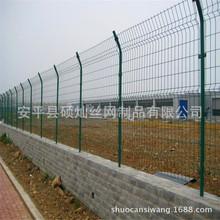 圈地双边丝护栏网 果园防护网 公路隔离网 护栏网厂家