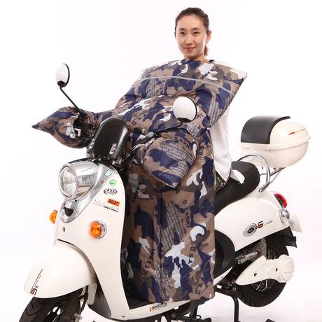 xe đạp điện gió tăng mùa đông là mô hình mảnh dày là pin xe gắn máy gió đầu gối và mưa Kính chắn gió