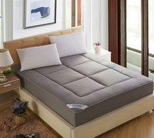 雙面高密全棉竹炭纖維床笠式床墊床褥床護墊0.9m1.2m1.5m1.8m床用