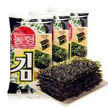 农亨岩烧海苔16克(2克×8包) 水产干制品海苔紫菜系列 休闲零食