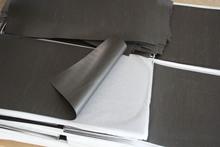 廠家直銷橡膠磁軟刀模磁片 薄素片 裱PVC軟磁片 任意規格可定做