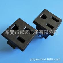 DB-F-M美規 美標 美式 AC插座 PDU插座 排插 桌面插座 15A125V UL