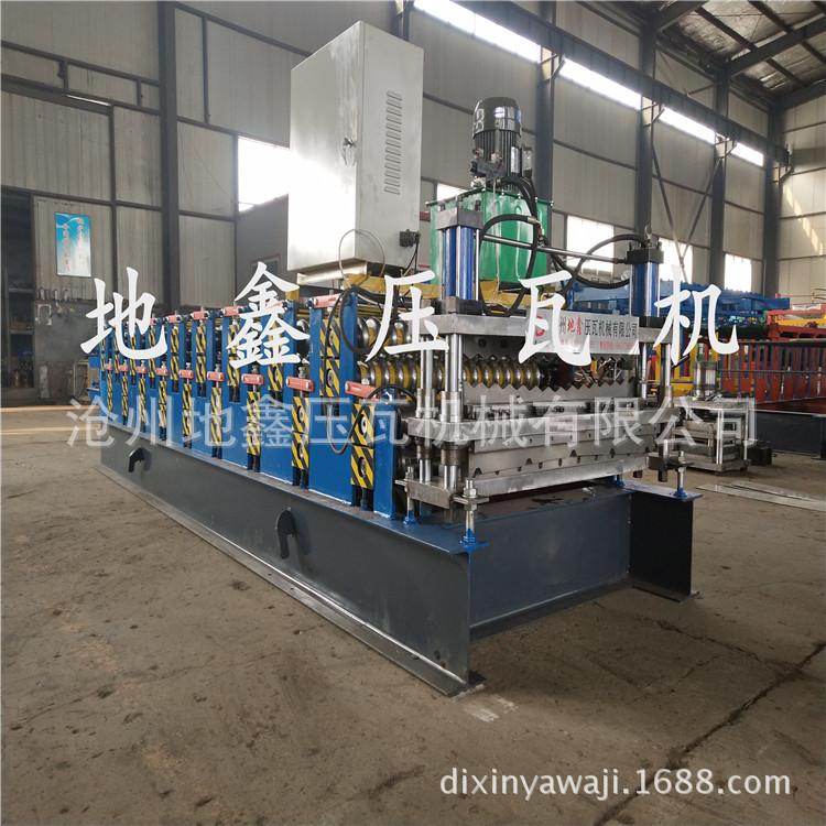 彩钢压瓦机设备厂家直销压瓦机设备铁皮瓦机双层压瓦机
