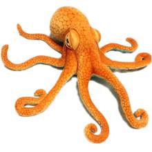猫之恋 可爱海洋生物仿真大章鱼公仔毛绒玩具八爪鱼玩偶现货批发