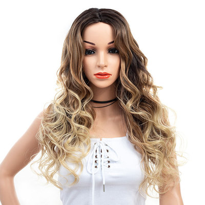 Curly Hair Wigs Specially designed for customized processing of OEM wigs, big wave and long curly wigs wigs