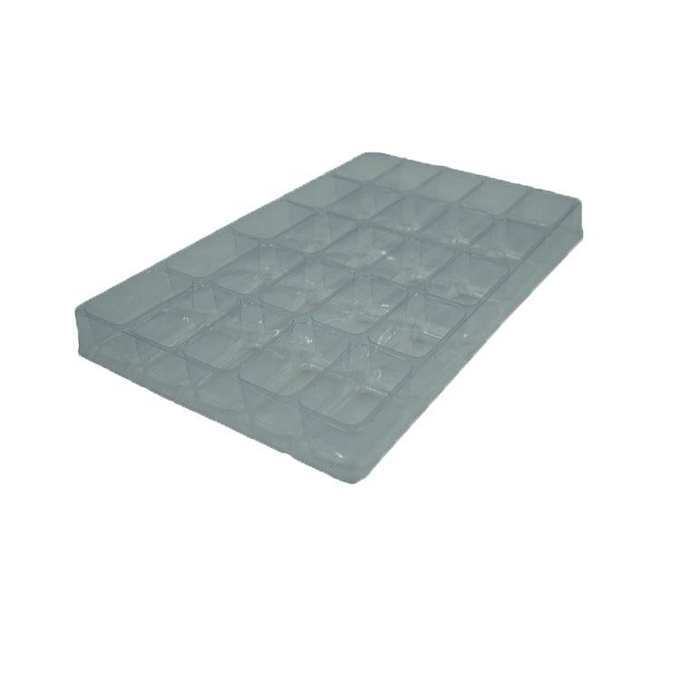 定制塑料吸塑包装 pet内托吸塑泡壳 新款透明PVC包装盒
