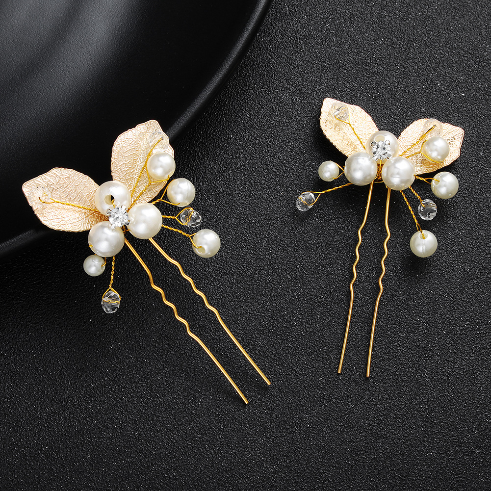 Alloy Simple Geometric Hair accessories  Alloy NHHS0544Alloy