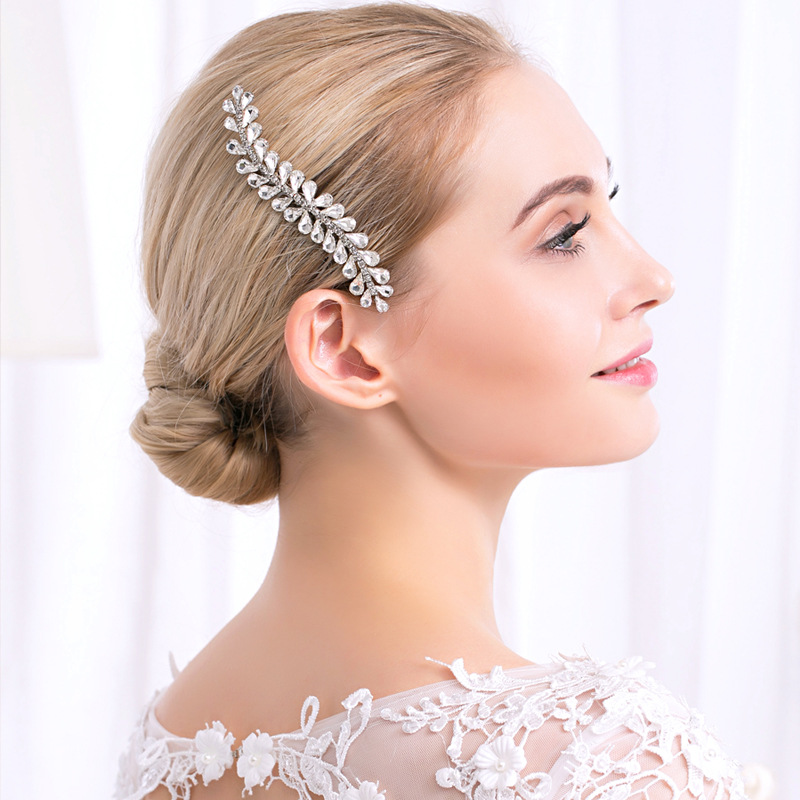 Alloy Fashion Geometric Hair accessories  Alloy NHHS0213Alloy