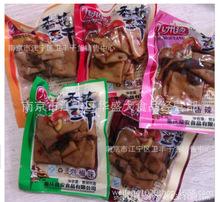 九州揚 新品香菇豆干多口味選擇 休閑零食品批發 一箱20斤