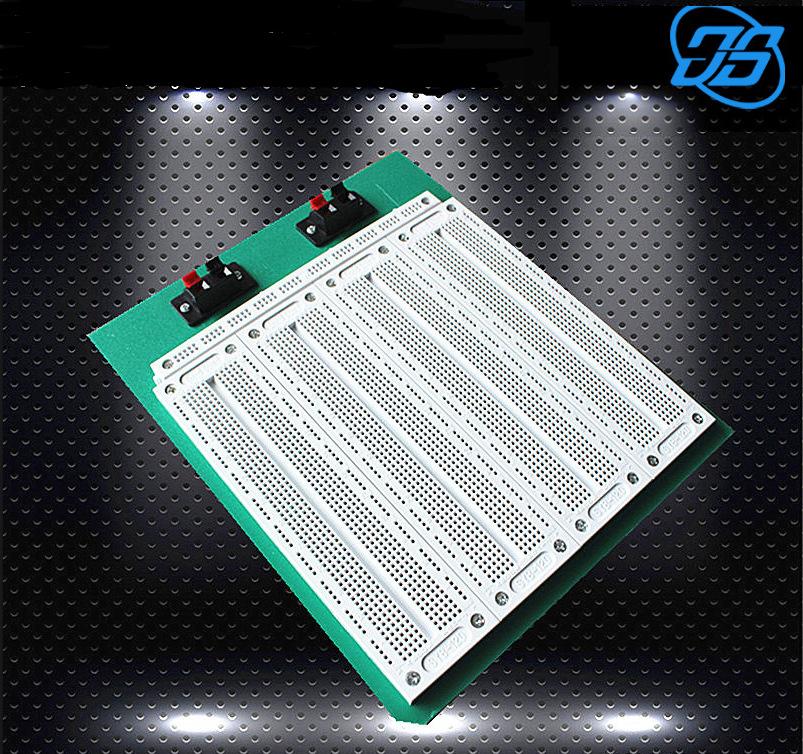 SYB-500 组合面包板 (4块组合套装) 万能板/实验板