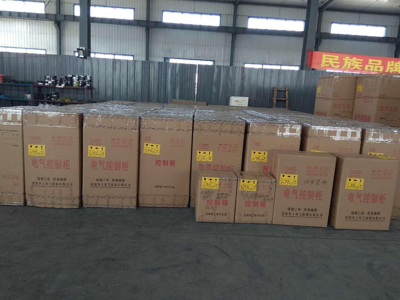 深圳消防巡检柜,消防控制柜,风机控制箱装车照片