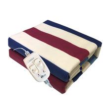 电热毯双人双控调温150*180电暖毯单人家用防水三人加大2米电褥子