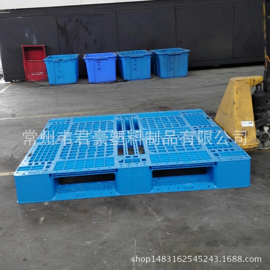 求购pe塑料垫板 1200*1200*150 网格田子堆码托盘工业铲车托盘