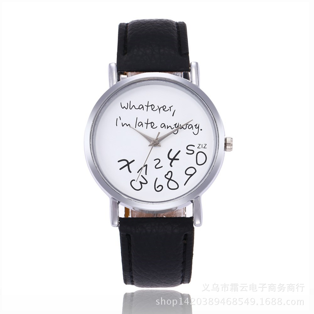 Fashion simple ladies watch NHSY143440