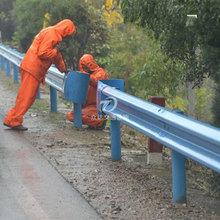 众达供应热镀锌防撞护栏板 波型  高速公路波形护栏 提供安装