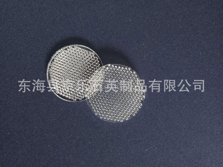 光学镜片_石英玻璃圆片耐高温石英光学镜片弧形透明石英
