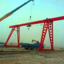 厂家直销2吨单轨门吊3吨花架龙门吊5吨门式行吊1t简易门式起重机
