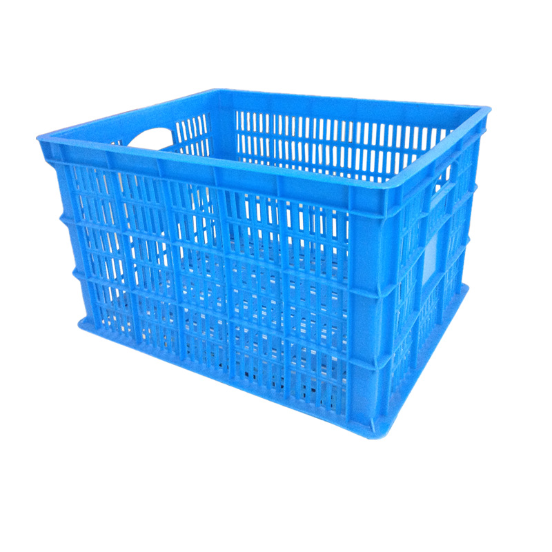 塑料周转筐快递物流运输框网眼筐周转塑料筐服装周转胶箱塑料胶框
