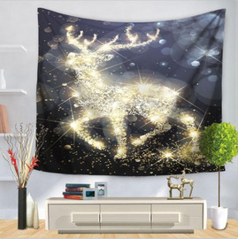 Mai Caini European and American new styles series printing home tapestry wall hanging beach towel beach blanket