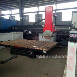 石英石人造石板材切割机器 红外线水切机 6米大梁的红外线切割机