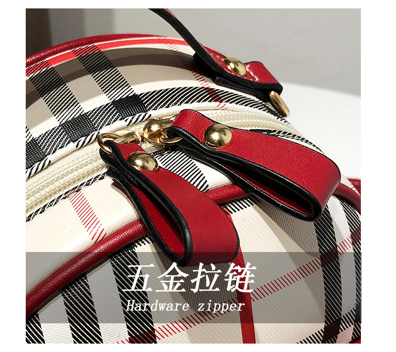 Alloy Koreabackpack(red) NHPB5842-red