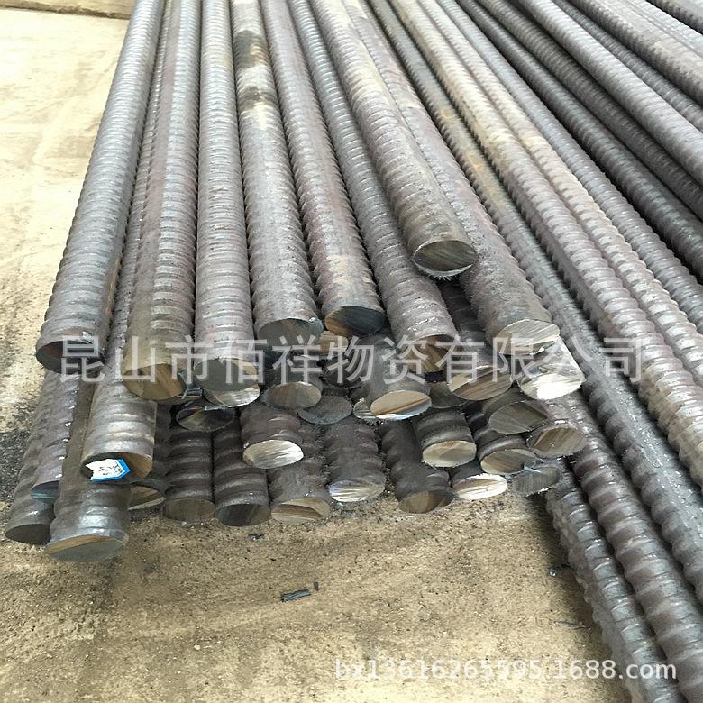 厂家直销美标螺纹钢精轧螺纹钢规格25到40材质PSB830欢迎批发选购