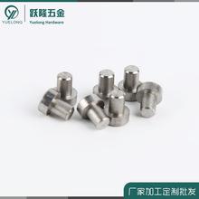 廠家直銷銅螺母 銅五金件緊固件 303不銹鋼標準件